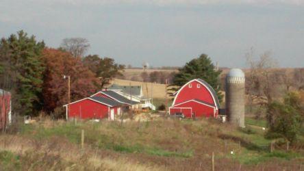 Glenwood Apple Orchard Farm, Glenwood City, Wisconsin