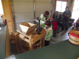 Tour the Glenwood Orchard with Your Group!