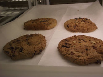 Fresh Baked Cookies at Glenwood Orchard
